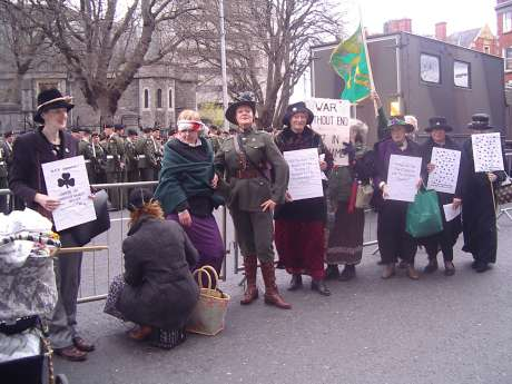 2006- commerorating the women of 1916