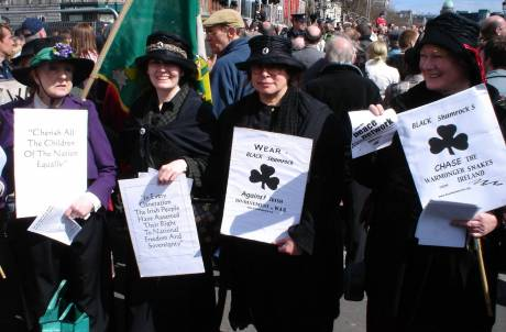 2006:- commerorating the women of 1916