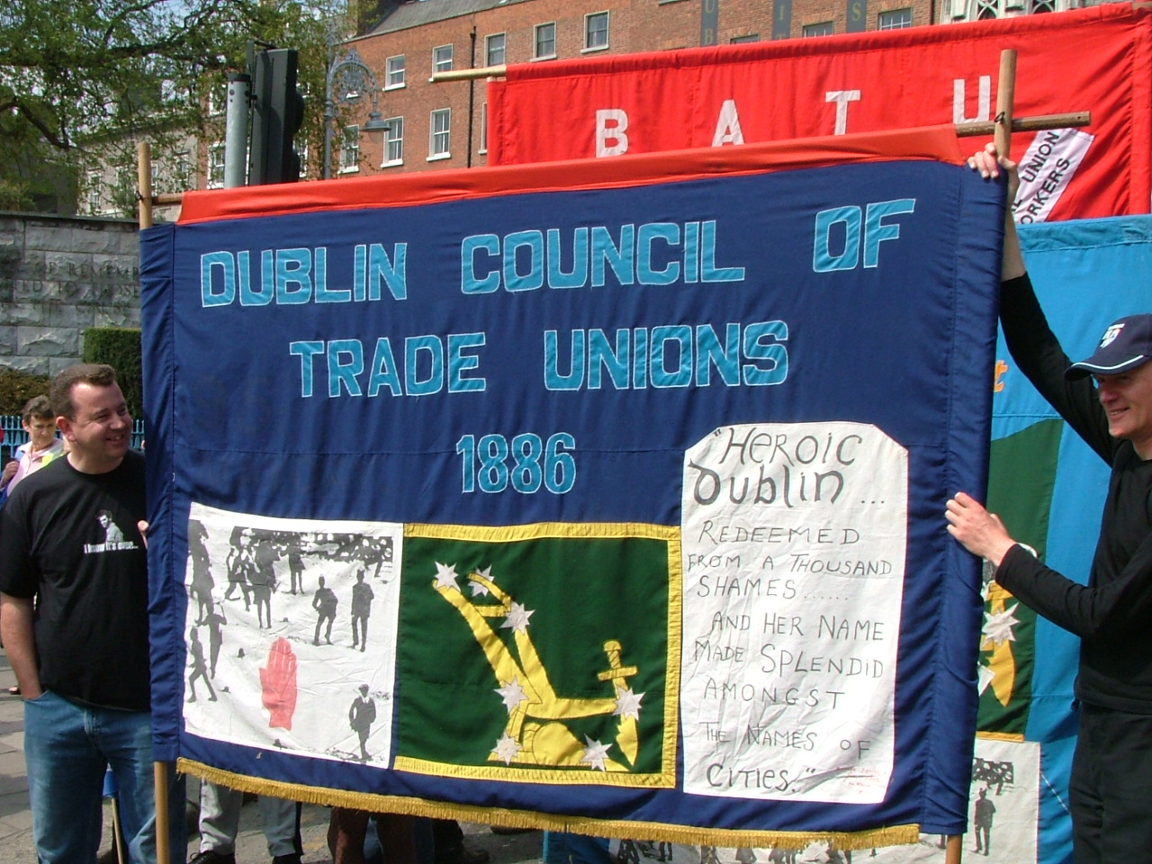 Trade unions: Not dead yet