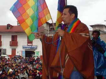 Ollanta Humala, leftist on the side of poor and indigenous of Peru, will he protect Bagua?