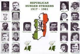 On Saturday, 3rd May 2014, RSF will commemorate the 22 Irish republicans who died on hunger strike between 1917 and 1981.