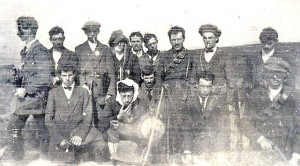 A North-Longford IRA unit, 1920's.