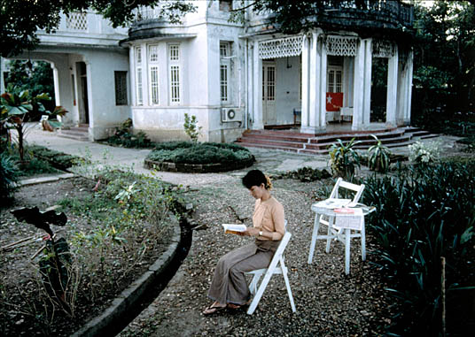 Aung San Suu Kyi spent most of her time reading during her house arrest