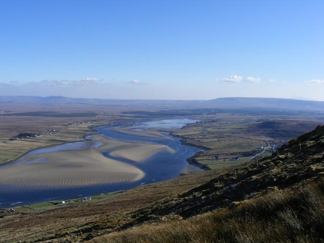 Sruth Mahda  Chonn Estuary - Special Area of Conservation