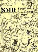 map of St Michael's House location