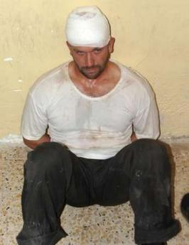 Second SAS Terrorist caught planting a bomb in Basra