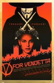 V for Vendetta - the book and film
