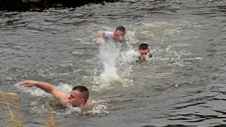 CABHAIR Swim , Armagh , Saturday 22nd December 2012.