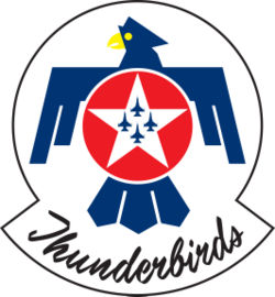 Usaf+thunderbirds+patch