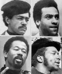 Bobby Seale And Huey Newton Huey P  Newton and Bobby Seale