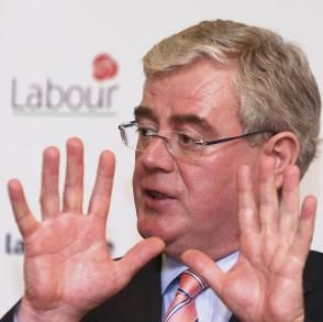 "Eamon Gilmore - Once a prominent ""Official"" Republican"