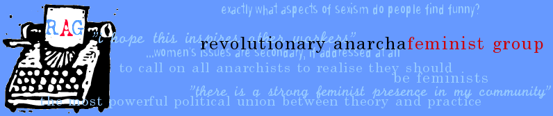RAG: Revolutionary Anarcha-feminist Group
