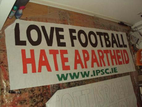 Love Football, Hate Apartheid