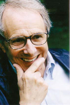 Ruth's latest target, Cannes prize winning film maker Ken Loach