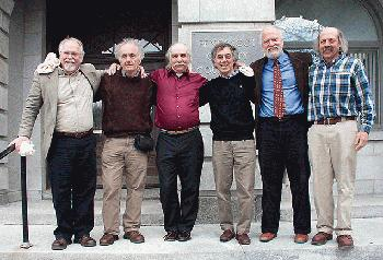 The Bangor Six (Maine USA)