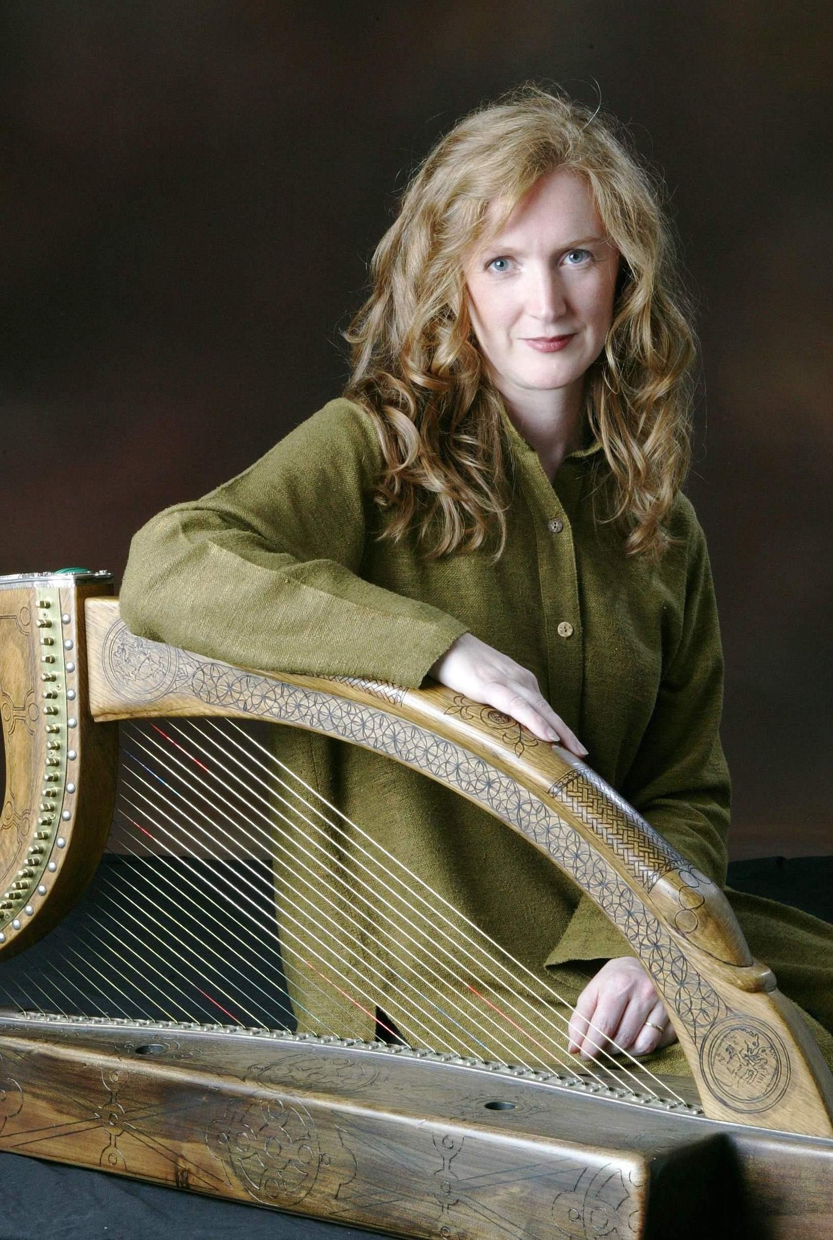 Siobhán Armstrong, Irish Harp
