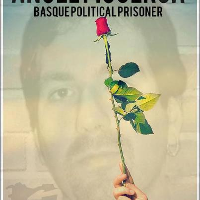 Angel Figueroa, Basque political prisoner with serious illness, died on March 14th