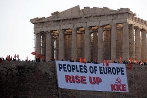 """People of Europe Rise Up"" May 4 2010"