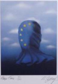 Robert Ballagh: Mise Eire (limited edition fine art prints)