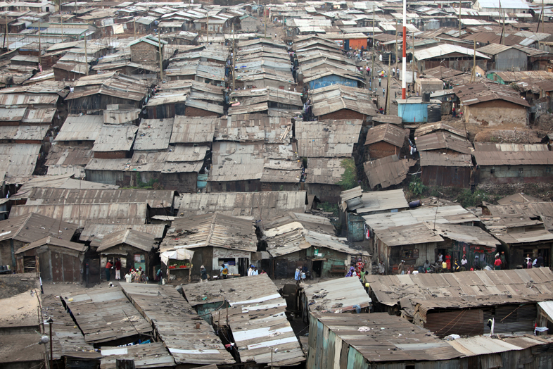 Mathare,Nigeria Village