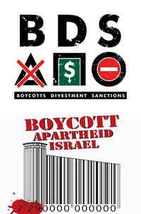 Boycott, Divestment and Sanctions (BDS)