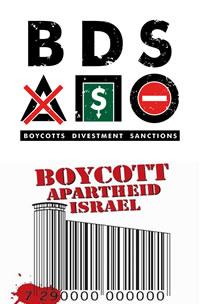 Boycott, Divestment and Sanctions (BDS)