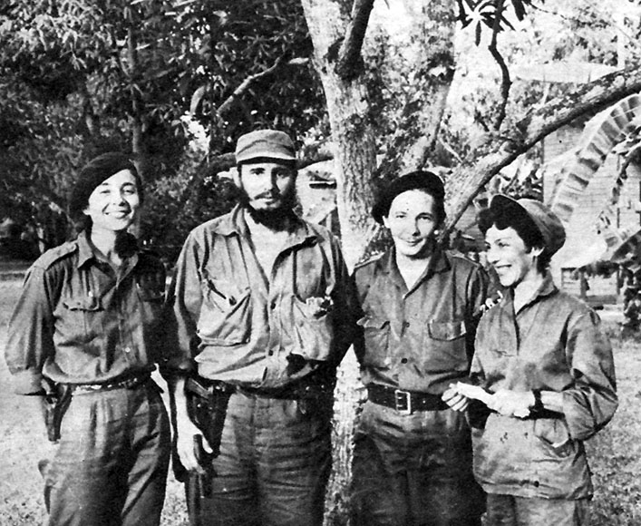 Fidel Castro 1959 Cuban Revolution Cuban revolutionaries 1959