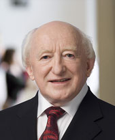 Michael D. Higgins T.D