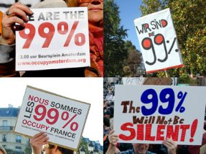 We are the 99 per cent - How Occupy Wall Street Really Got Started