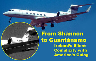 US prison plane