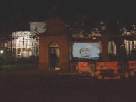 screening of homeless film  on dail