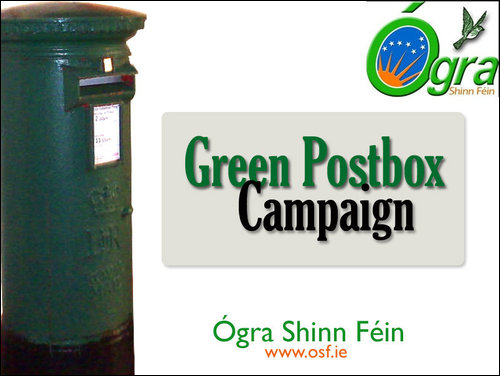 Greening the north one post box a time indymedia ireland do it yourself solutioingenieria Choice Image