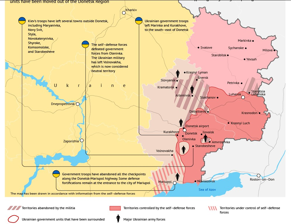 ukraine conflict article Ukraine crisis in maps feb 27, 2014 a visual guide to the continuing conflict on thursday, nato released satellite images it said showed russian artillery units operating in eastern ukraine related article.