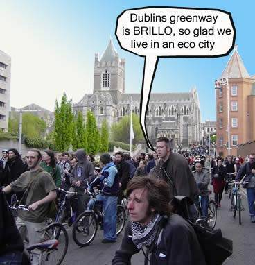 Dublin Eco City - how things could be soon