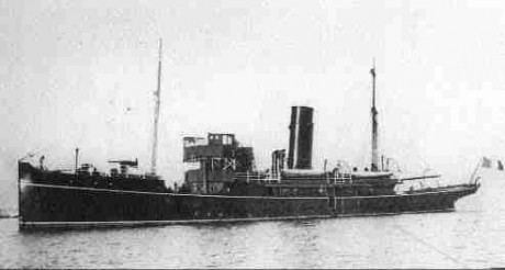 HMS Helga 2, built in Dublin, renamed HMY Helga. shelled Dublin - bought by the Irish Free state renamed L� Muirch�