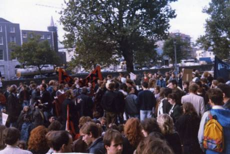 SPUC v Student Unions from late 1980's
