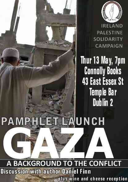 Gaza - A Background to the Conflict' by Daniel Finn