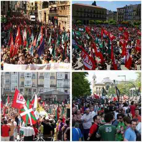 General Strike in the Basque Country