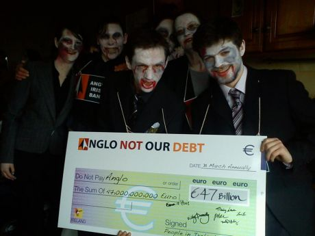 A closer look at the cheque