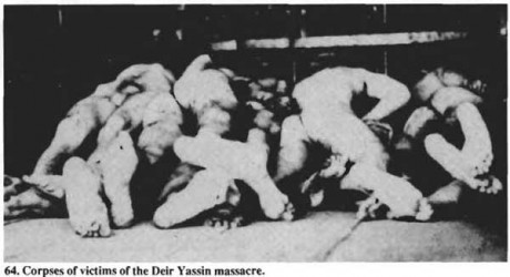 A pile of Naked Corpses. It is unknown whether the corpses were stripped naked before or after they were murdered by Jewish Zio-Nazi Terrorists