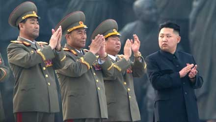 Kim Jung-un: rising to provocation
