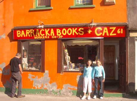barracka books
