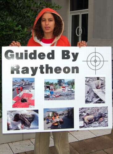 Raytheon Technology bringing death and destruction