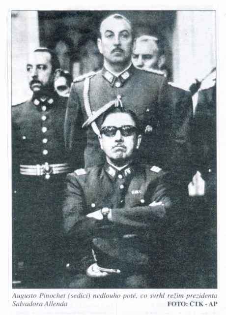 Friend of Pinochet