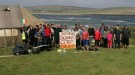 Friends & Neighbours Welcome the Return of the Rossport Solidarity Camp.