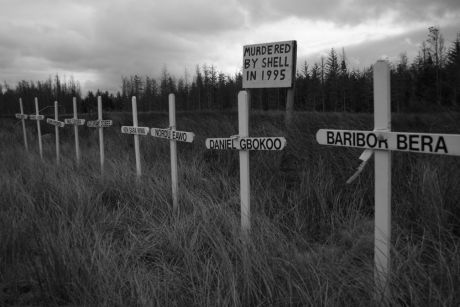 The Ogoni Nine Memorial