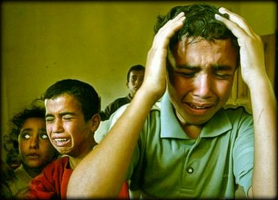 Agony without pity or respite in Gaza