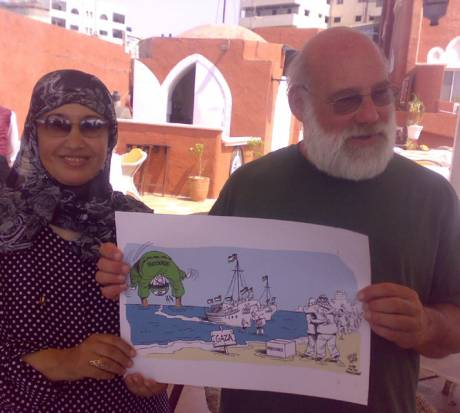 laila_shaheen_and_jeff_halper_by_latuff2.jpg