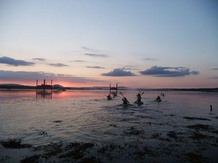 Dawn Raid on Drilling Rigs begins!