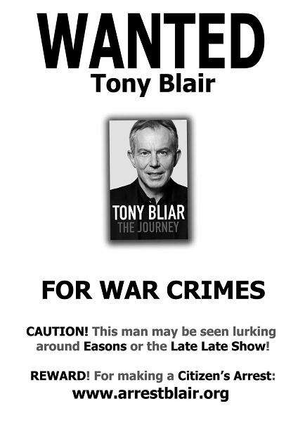 Wanted for Crimes Poster 2